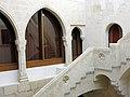 107 Palau Reial de Vilafranca del Penedès, pati.JPG