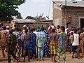 10 Janvier à Ouidah; Egoun goun en déambulation 10.jpg