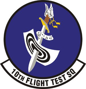 10th Flight Test Squadron - Image: 10th Flight Test Squadron