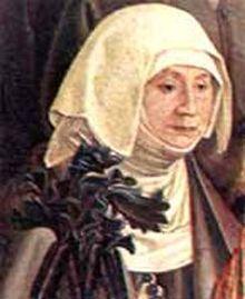 Eleonora d'Aragona, regina del Portogallo.