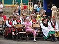 11 Bukowskie Prezentacje Folkloru Młodych Bukowsko 2009.JPG