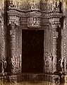 11th century Inner doorway of Sas temple, in the Sas-Bahu complex Gwalior Fort Madhya Pradesh 01.jpg