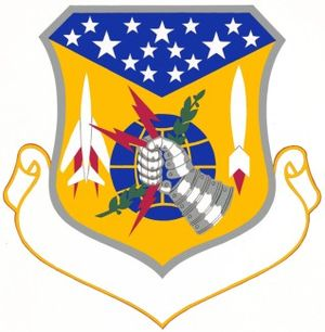 12th Air Division - Image: 12th Air Division crest