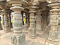 12th century Mahadeva temple, Itagi, Karnataka India - 37.jpg