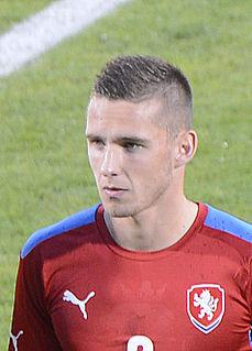 Pavel Kadeřábek Czech footballer