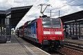 146 017, Германия, Саксония, перегон Дрезден-Нойштадт - Дрезден-Центральный (Trainpix 216906).jpg