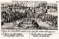1625, Haage in Hollandt - Multum valet deprecatio justi efficax. Daniël Meisner.png