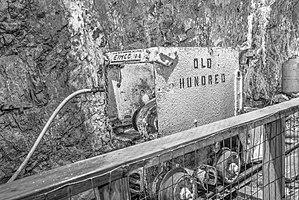 Old Hundred Gold Mine - Image: 16 21 2436 old hundred