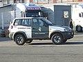 18-12-2016, Guardia Civil, Tax and Border Protection vehicle, Santander.JPG