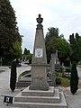 1848's soldiers memorial, Saint Nicholas Cemetery, Keszthely, 2016 Hungary.jpg