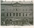 1873 bis 1874 circa erbautes Geschäftshaus Frensdorff-Bühring, Georgstraße 24, heute 38, in Hannover, vormals Provinzial-Disconto-Gesellschaft Hannover.jpg
