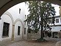 187 Palau Episcopal, c. Santa Maria 1 (Vic), pati.jpg