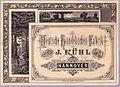 1887 circa Deutsche Hundekuchen-Fabrik Johannes Kühl, Hannover, Eduard Stille, S. 1.JPG