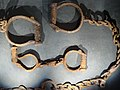 18th-Century Slave Shackles from Tamale, Northern Ghana - International Slavery Museum - Liverpool - England (28144996426).jpg