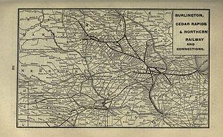 Burlington, Cedar Rapids and Northern Railway