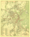 1904 Boston Elevated Railway surface lines map.png