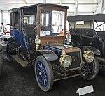 1910 Panhard & Levassor X7 Landaulet with Rothschild bodywork, Greenwich 2018.jpg