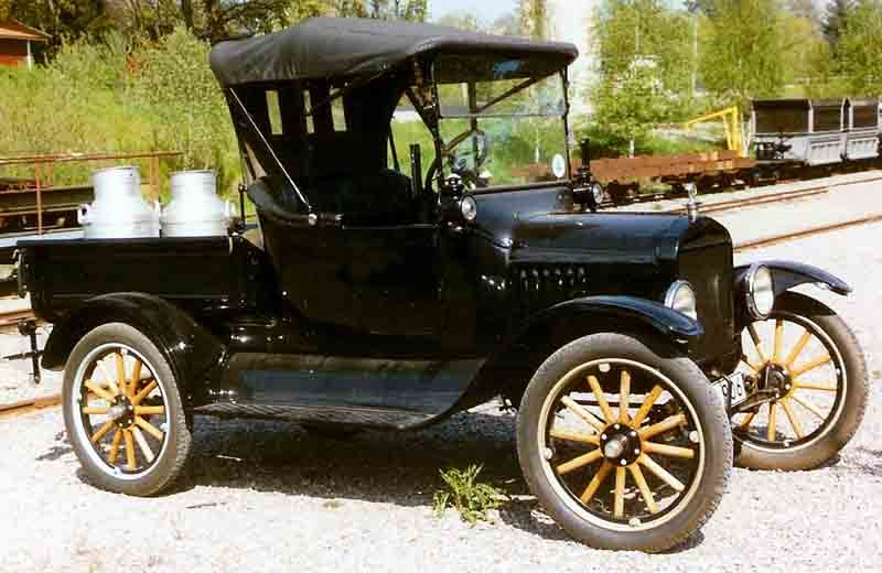 1922 Ford Model T Pickup 2