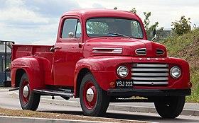 Ford F Series First Generation Wikipedia