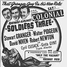 Description de l'image 1951 - Colonial Theater Ad - 26 Apr MC - Allentown PA.jpg.