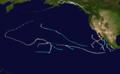 1957 Pacific hurricane season summary.png