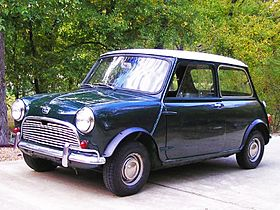 Mini Mark I Wikipedia