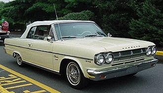 Rambler Classic - 1965 Rambler Classic 770 convertible