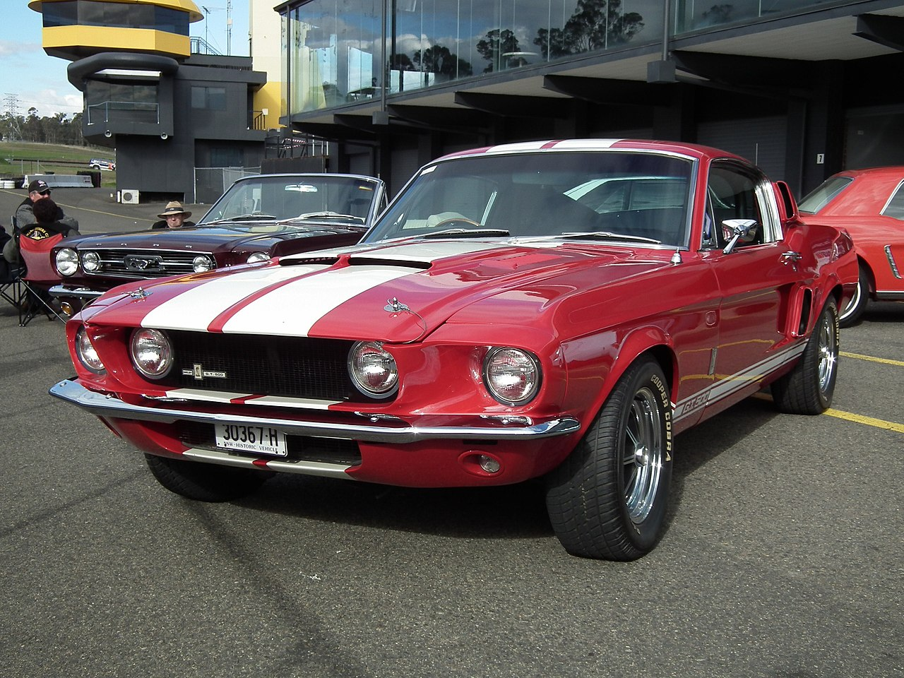 File:1967 Ford Mustang Shelby GT500 coupe (7708119910).jpg ...