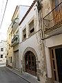 196 Casa al carrer Sant Jaume, 9 (Canet de Mar).JPG