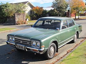 1978 Toyota Crown 2600 Saloon (7862592240).jpg