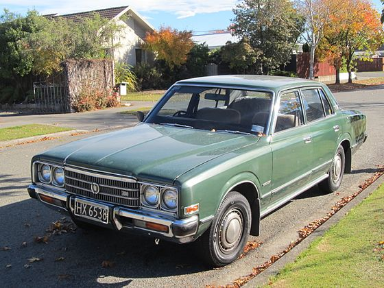 Used TOYOTA CROWN 1978 for sale | Stock | tradecarview ...