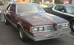 Una Pontiac Grand LeMans del 1978