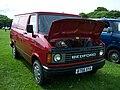 1984 Bedford CFII (B756 XYA) panel van, 2012 HCVS Tyne-Tees Run.jpg