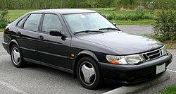 1997 Saab 900 SE Talladega 5-door (US)