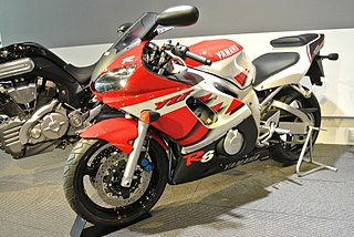 Yamaha YZF-R6 yzf600r