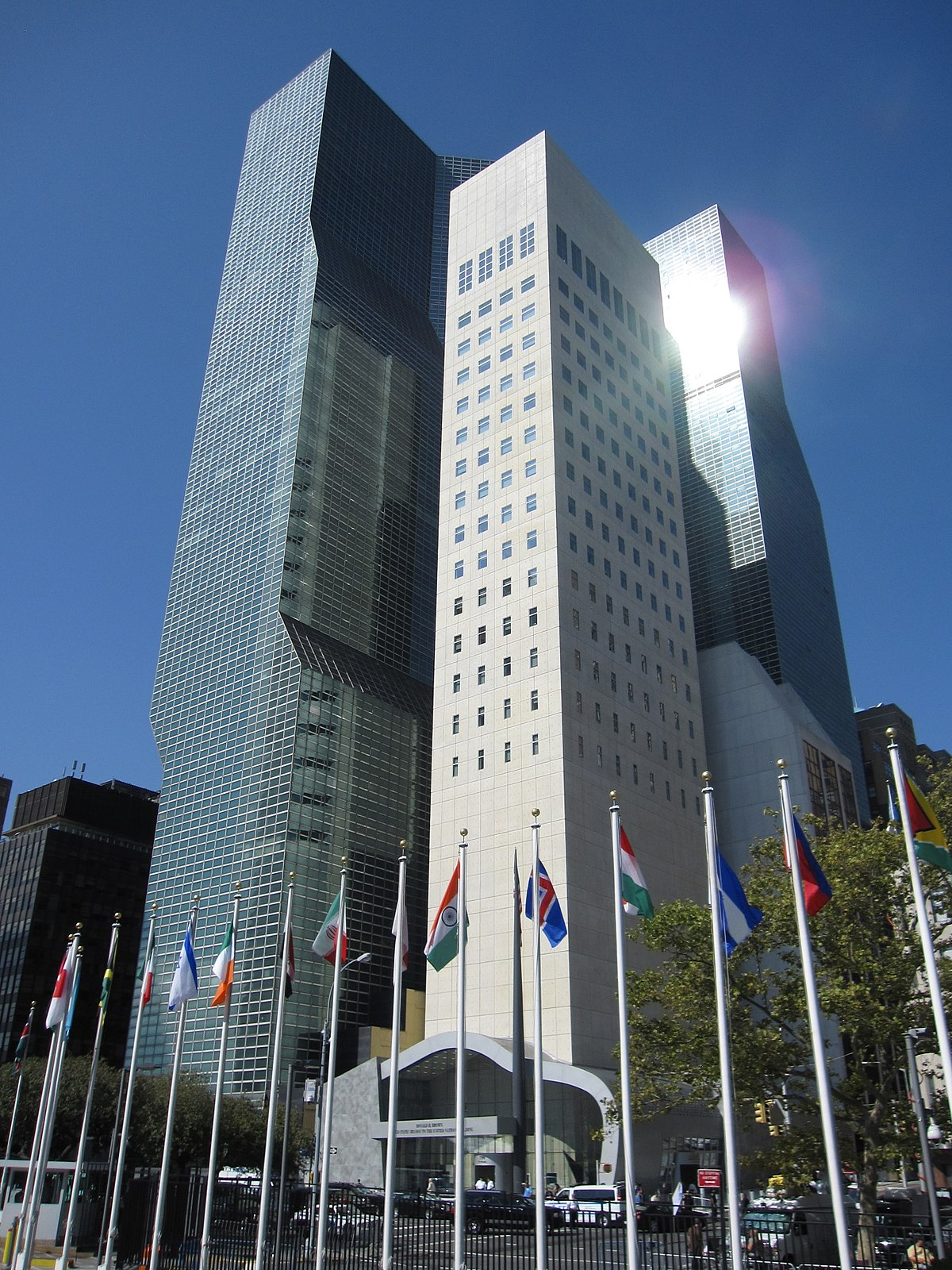 Millennium Hilton New York One Un Plaza Wikipedia