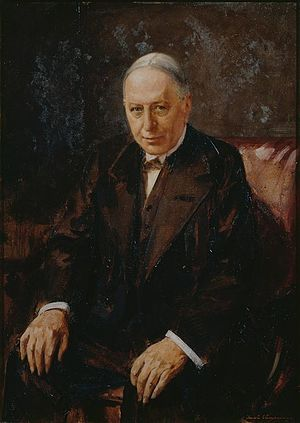Robert Chalmers, 1st Baron Chalmers - Image: 1st Lord Chalmers