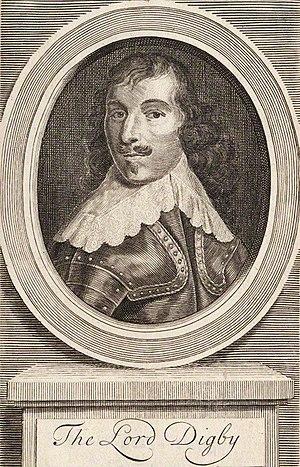 Robert Digby, 1st Baron Digby - Lord Digby