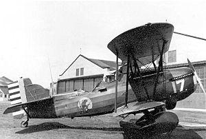 97th Intelligence Squadron - Curtiss O-39 Falcon