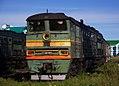 2ТЭ10В-4490, Russia, Arkhangelsk region, Nyandoma depot (Trainpix 172549).jpg