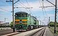 2ТЭ10М-2956, Россия, Новосибирская область, перегон Клещиха - Чемской (Trainpix 90211).jpg