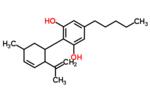 2-(6-Isopropenyl-3-methyl-4-cyclohexen-1-yl)-5-pentyl-1,3-benzenediol.png