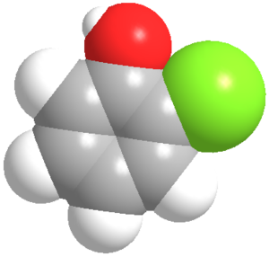 2-Chlorophenol - Image: 2 chlorophenol