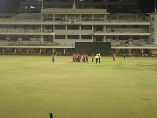 Railways cricket team