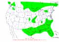2002-10-15 24-hr Precipitation Map NOAA.png