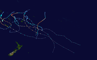 2002–03 South Pacific cyclone season Cyclone season in the South Pacific ocean