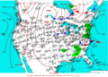 2003-06-18 Surface Weather Map NOAA.png