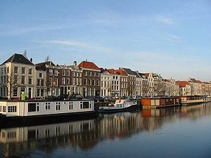 Rouaansekaai in Middelburg