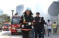 2005년 5월 12일 서울특별시 강남구 코엑스 재난대비 긴급구조 종합훈련 DSC 0023.JPG