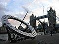 2005-07-02 - United Kingdom - England - London - Sundial - Tower Bridge - Miscellenaeous 4887938746.jpg